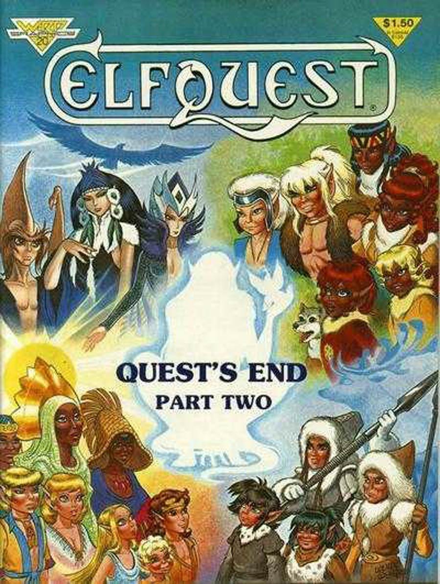 Elfquest Vol 1 Magazine #20