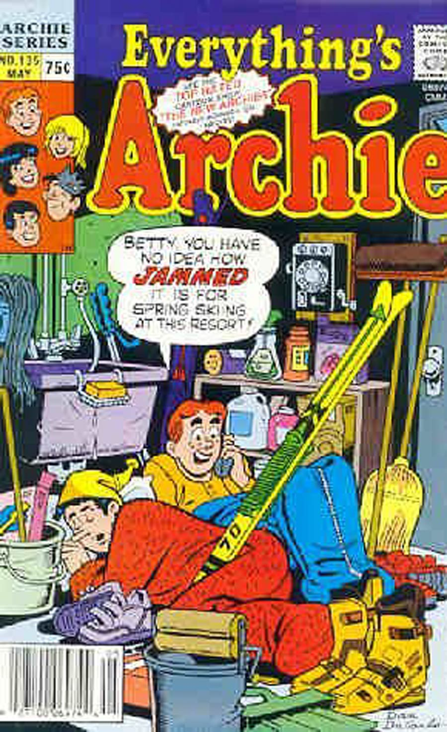 Everythings Archie #135