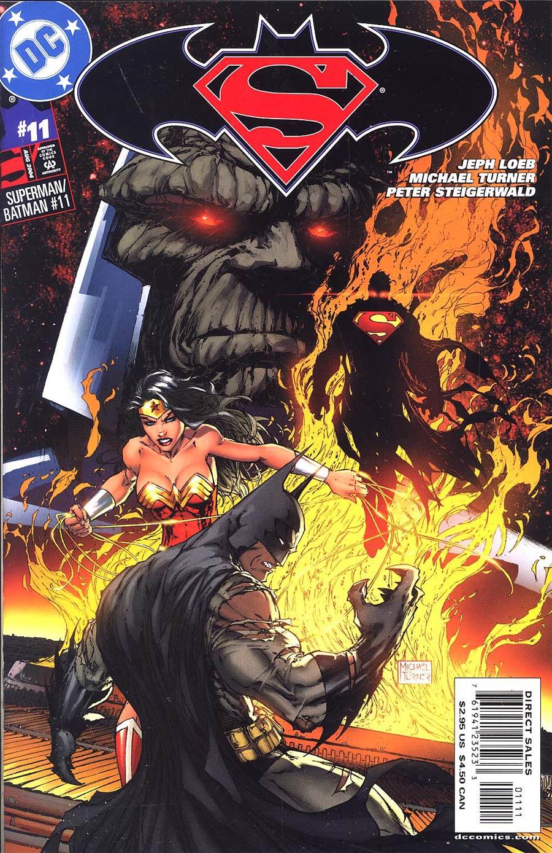 Superman Batman #11