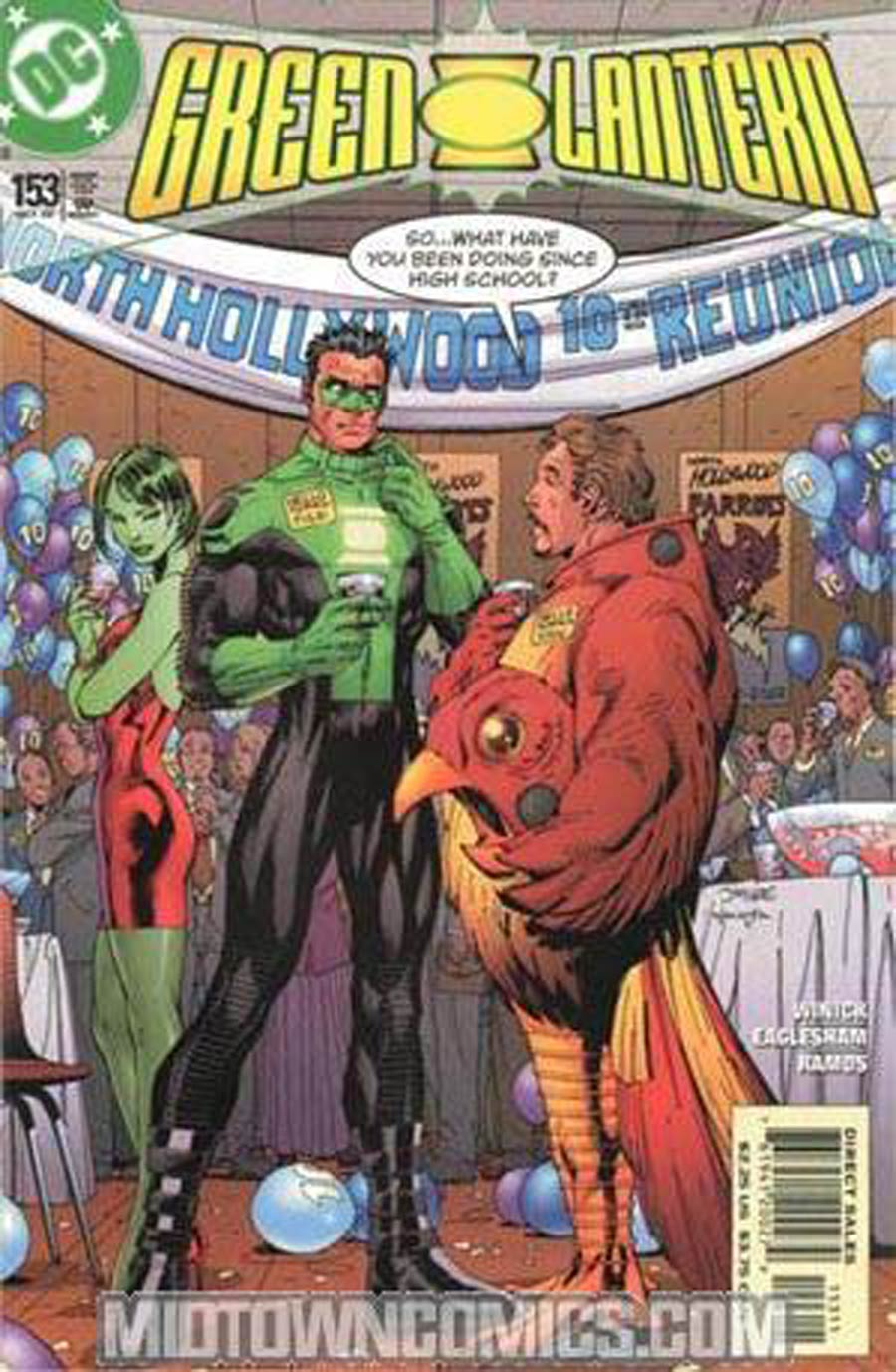 Green Lantern Vol 3 #153 Cover A
