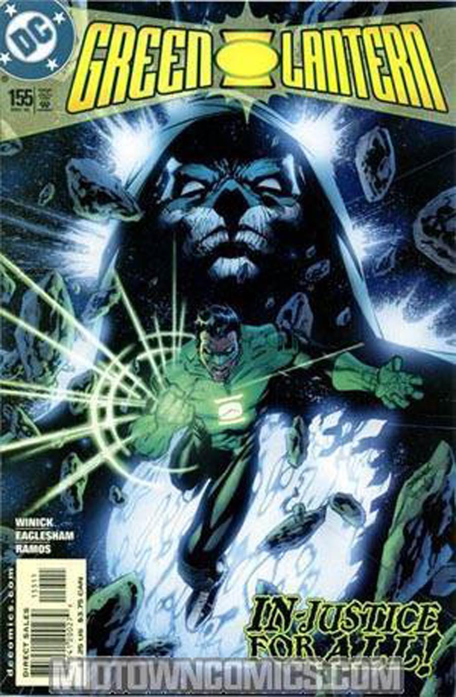 Green Lantern Vol 3 #155 Cover A