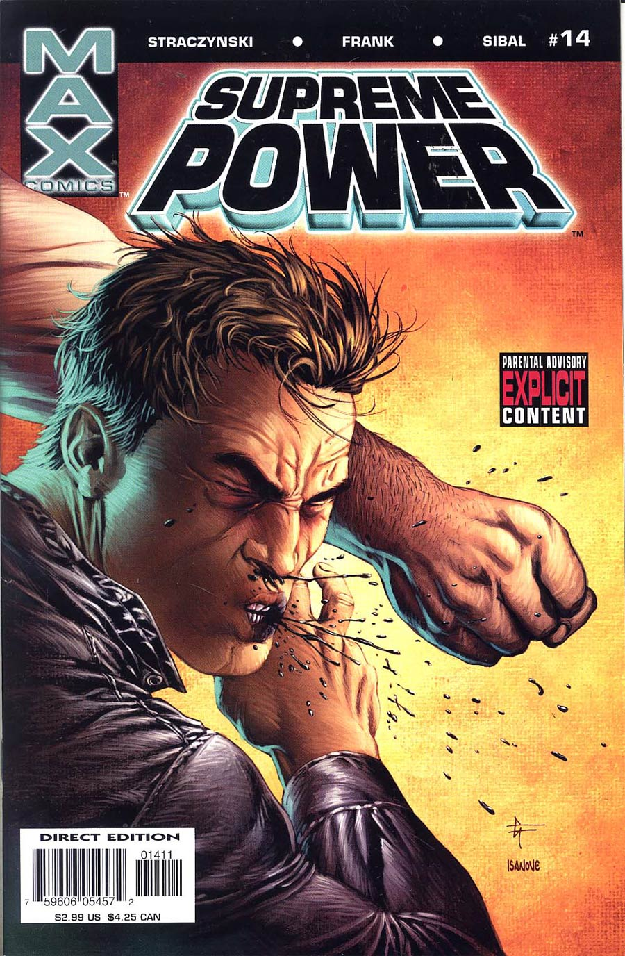 Supreme Power #14