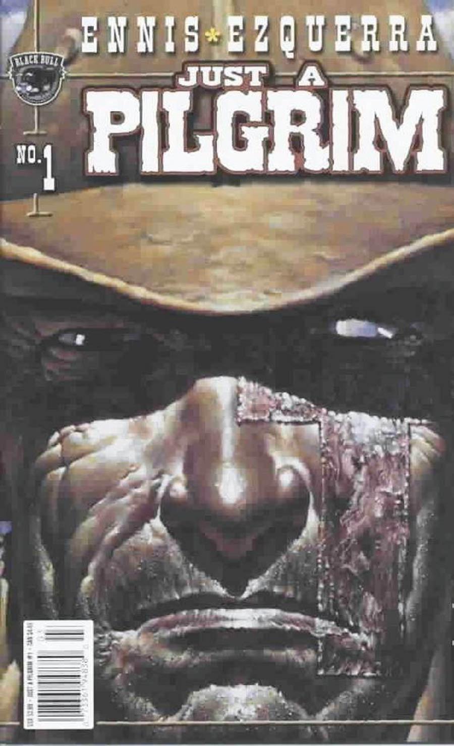 Just A Pilgrim #1 Texeira Cover