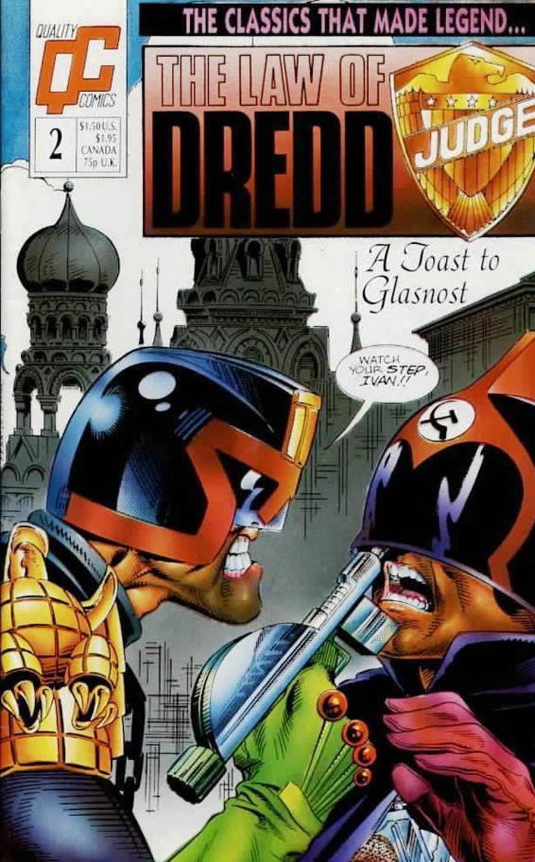 Law Of Dredd #7