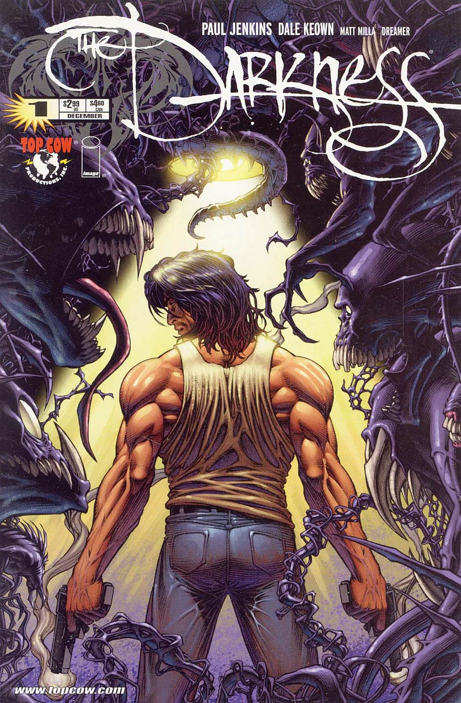 Darkness Vol 2 #1 Cover A