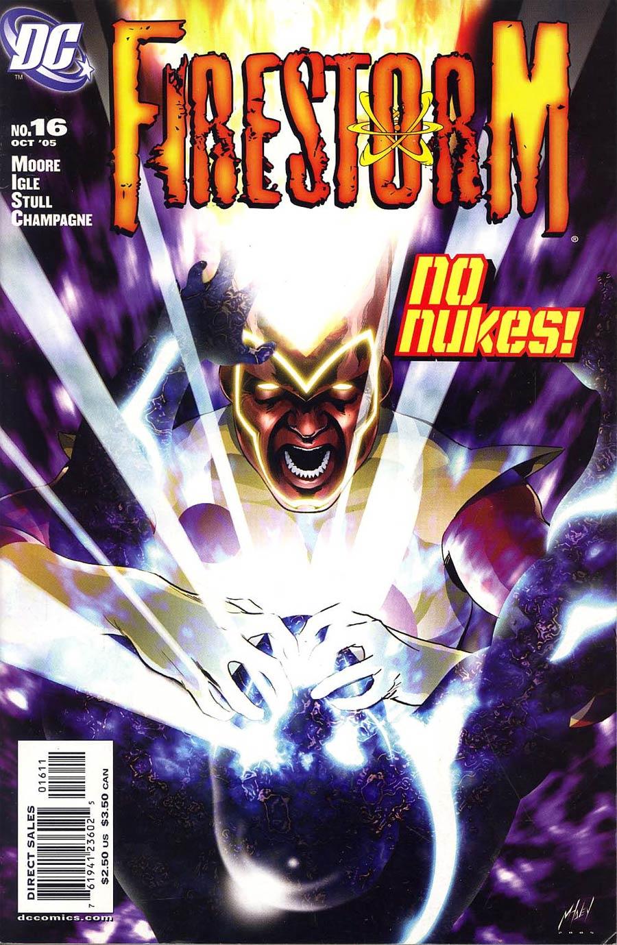 Firestorm Vol 2 #16