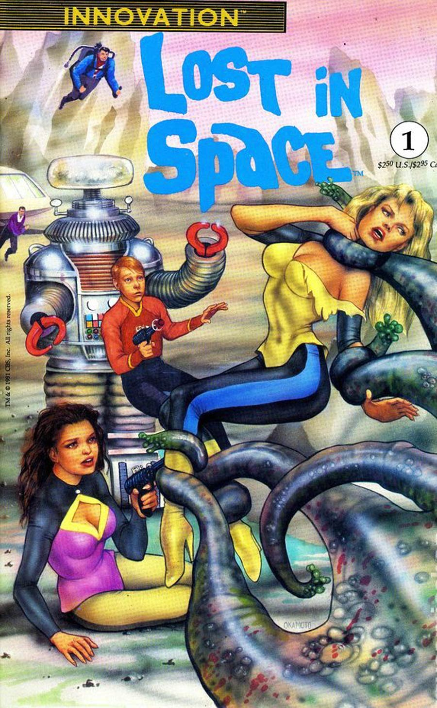 Lost In Space #1