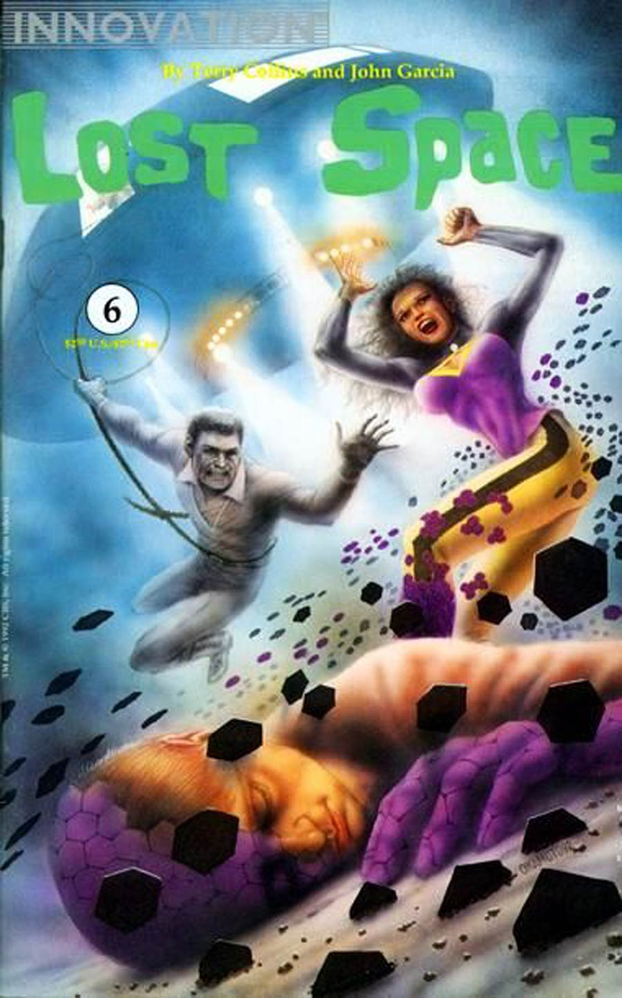 Lost In Space #6