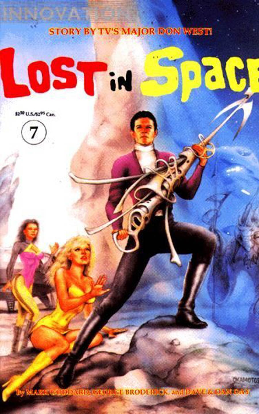 Lost In Space #7