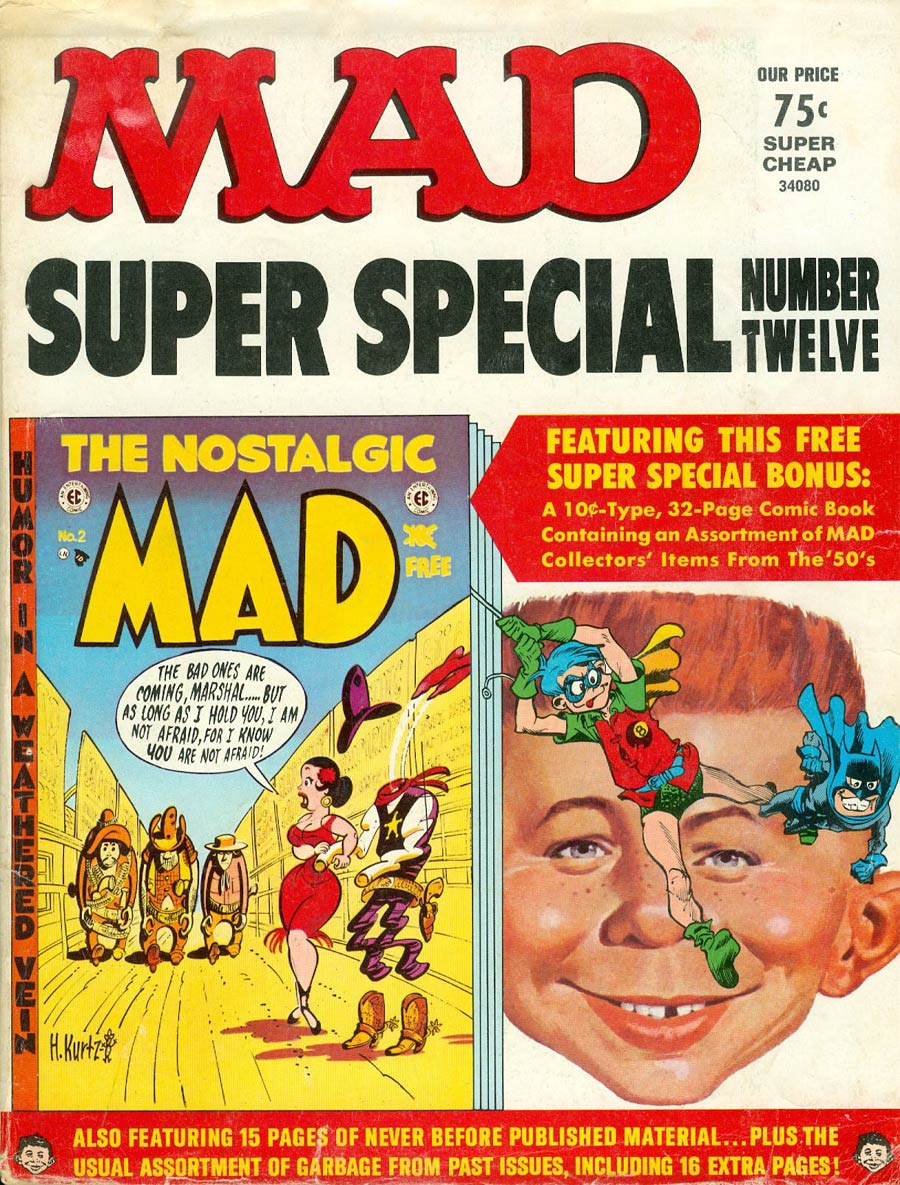 Mad Special #12
