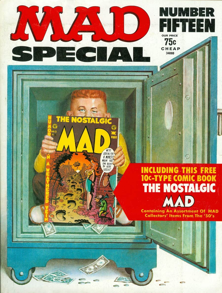 Mad Special #15