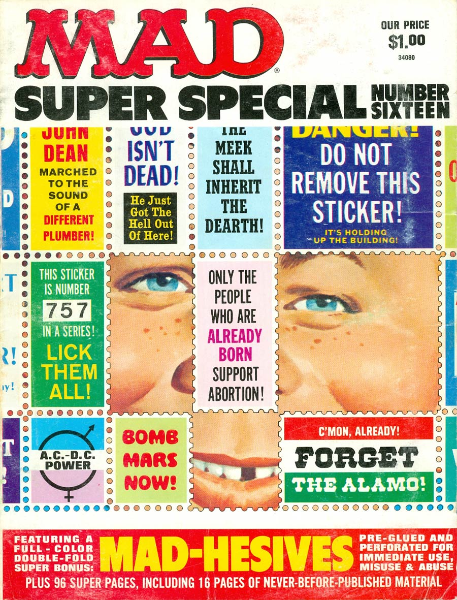 Mad Special #16