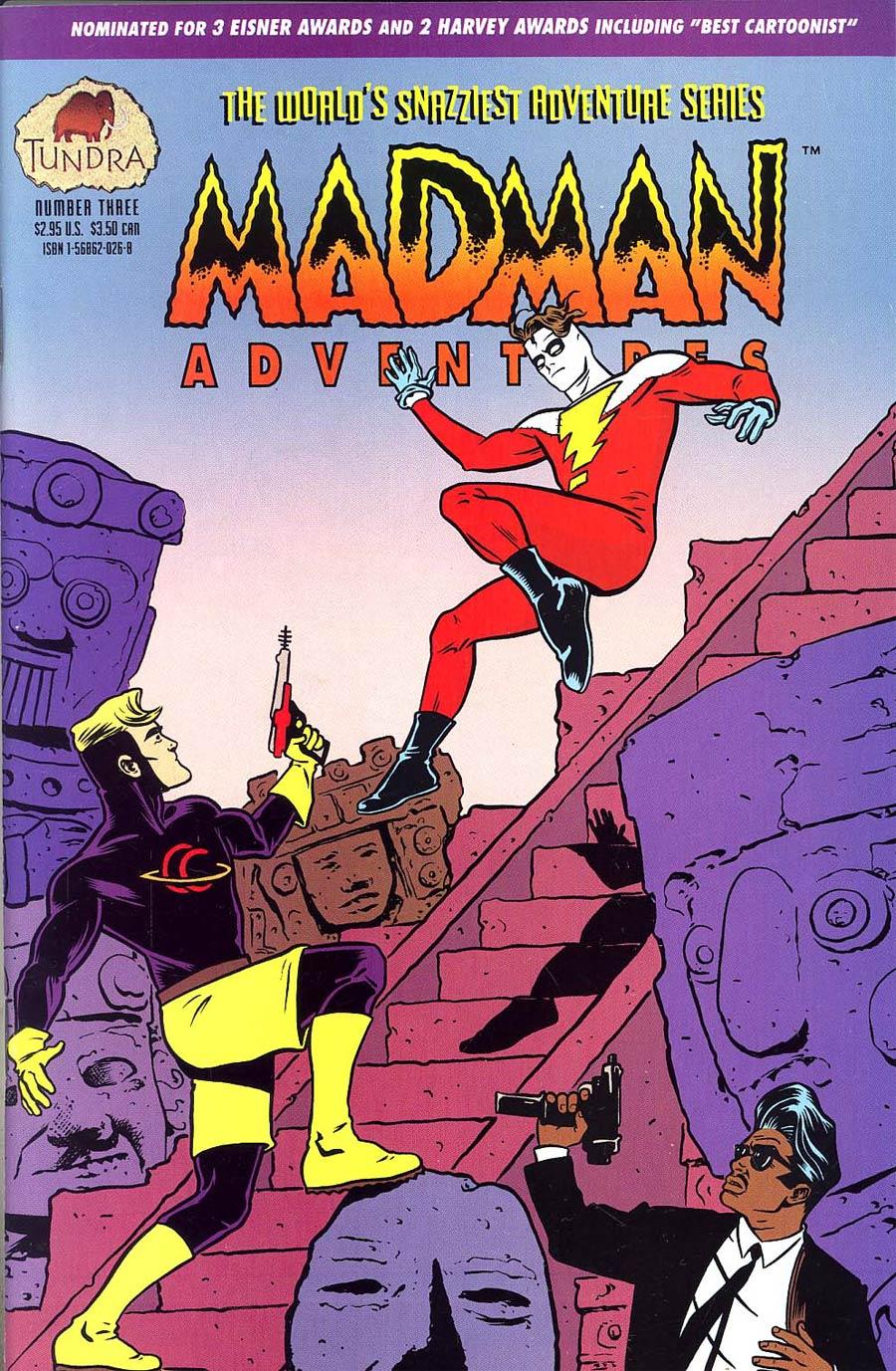 Madman Adventures #3