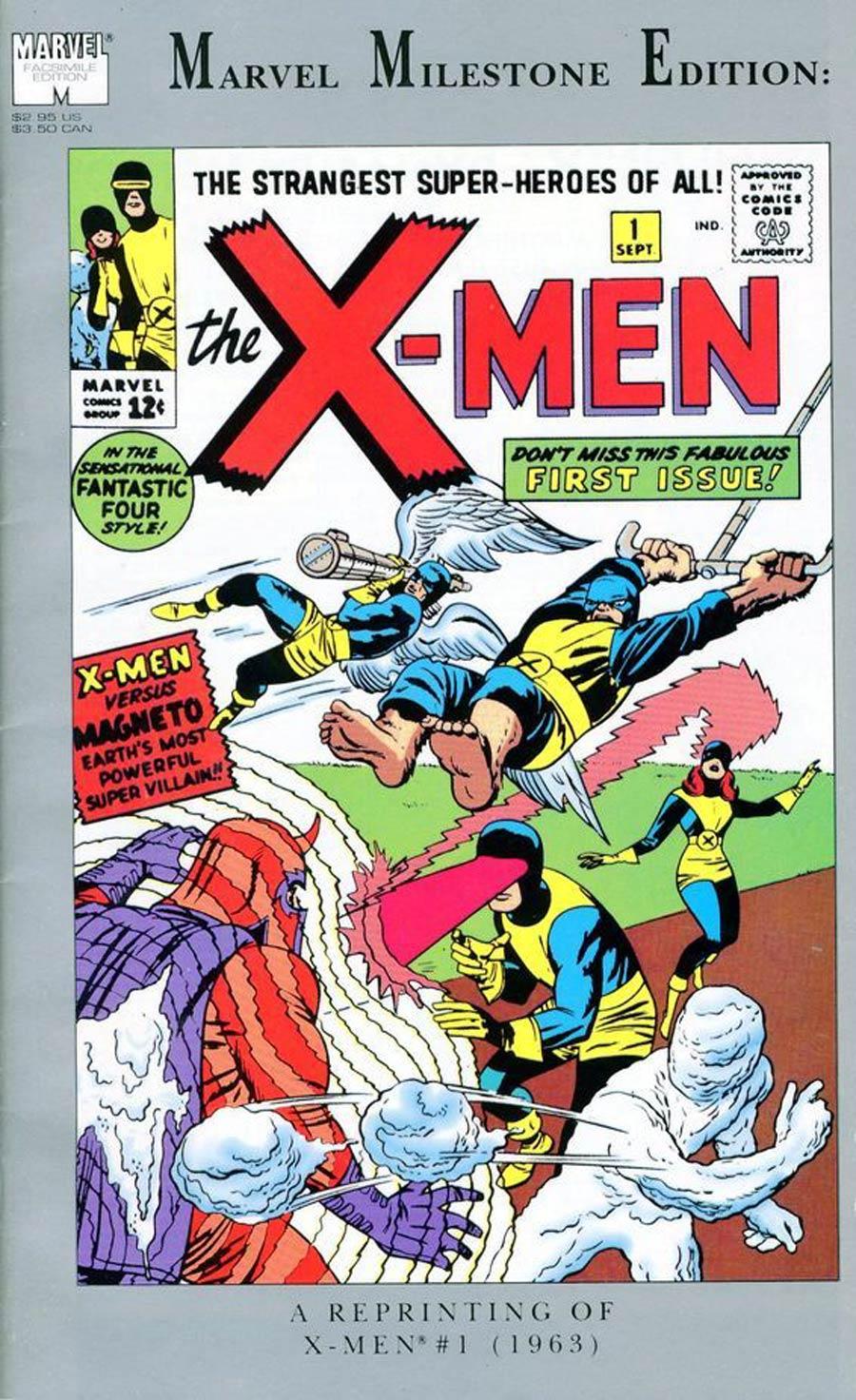 Marvel Milestone Edition X-Men #1