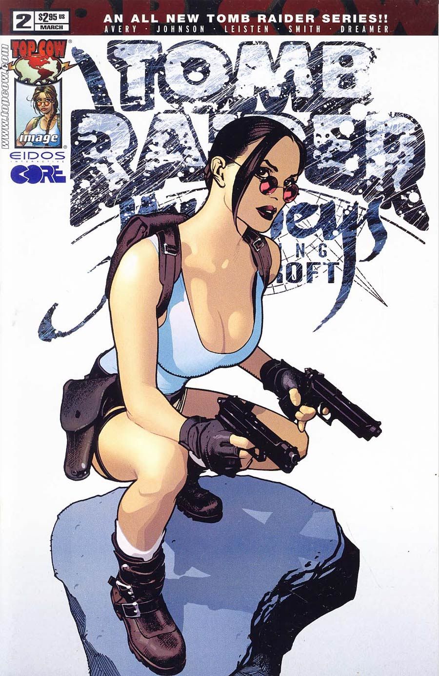 Tomb Raider Journeys #2