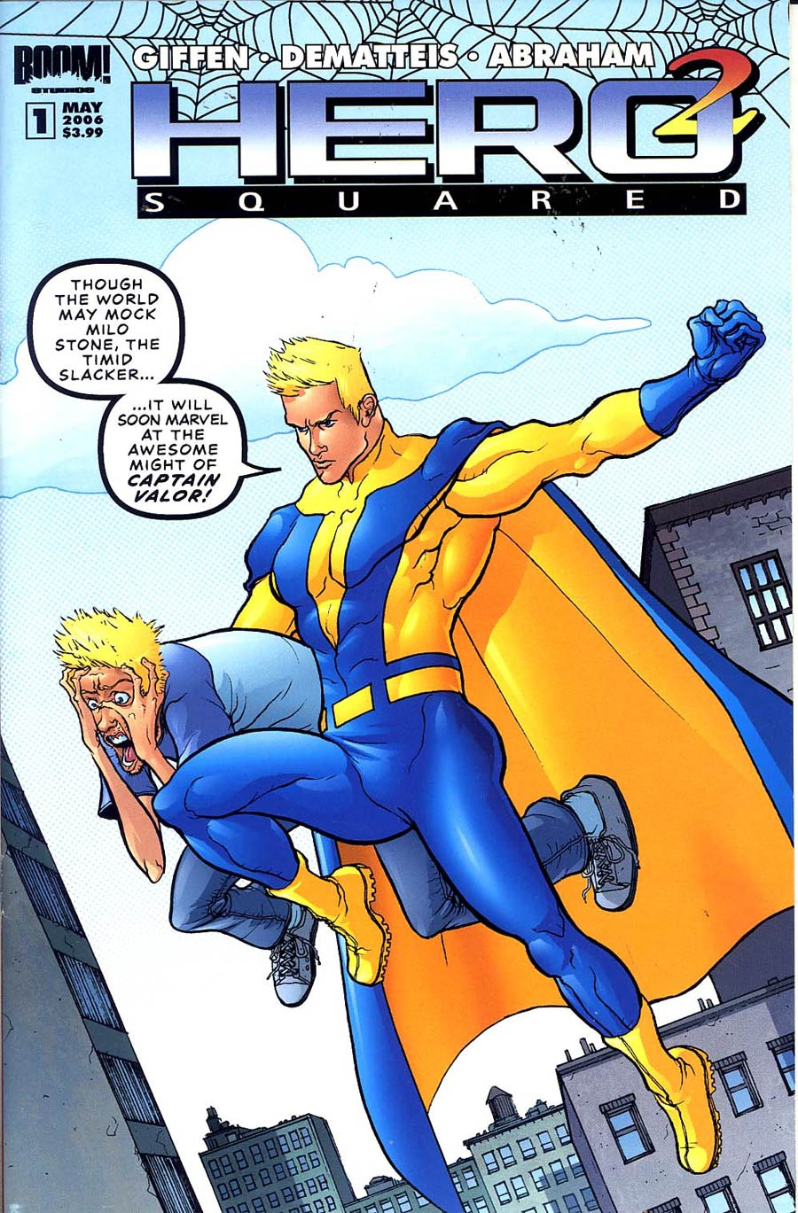 Hero Squared Ongoing #1