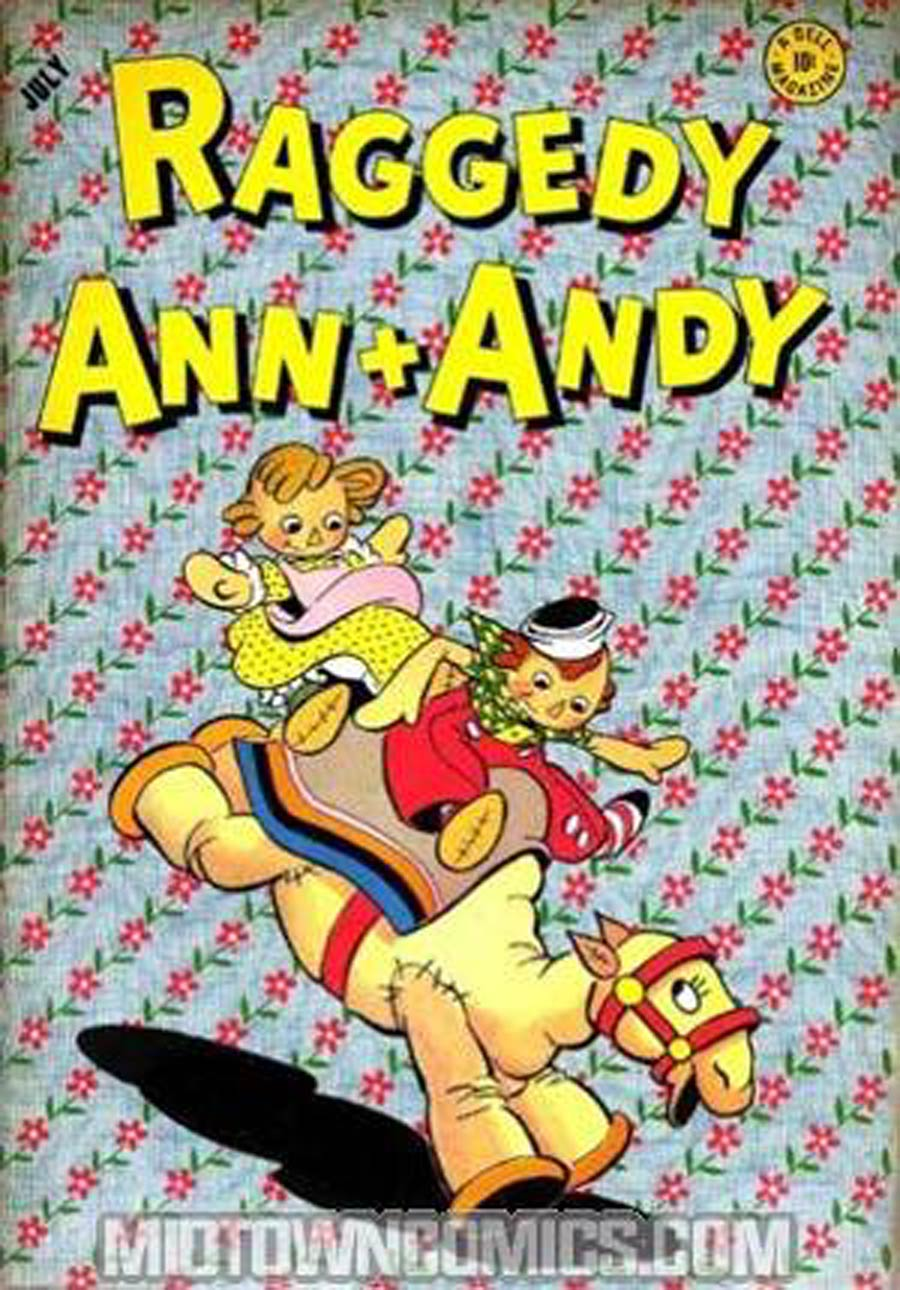 Raggedy Ann And Andy #2