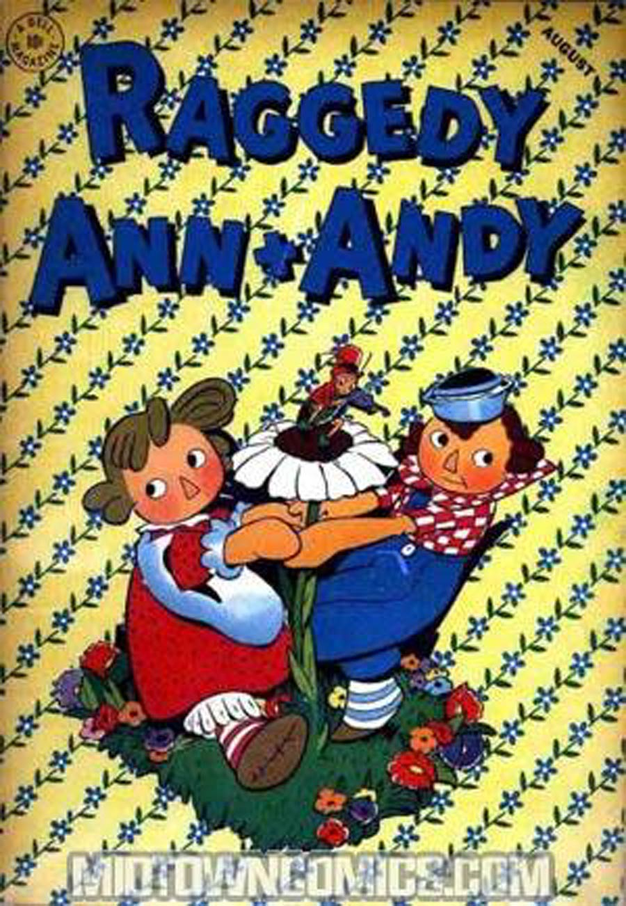 Raggedy Ann And Andy #3