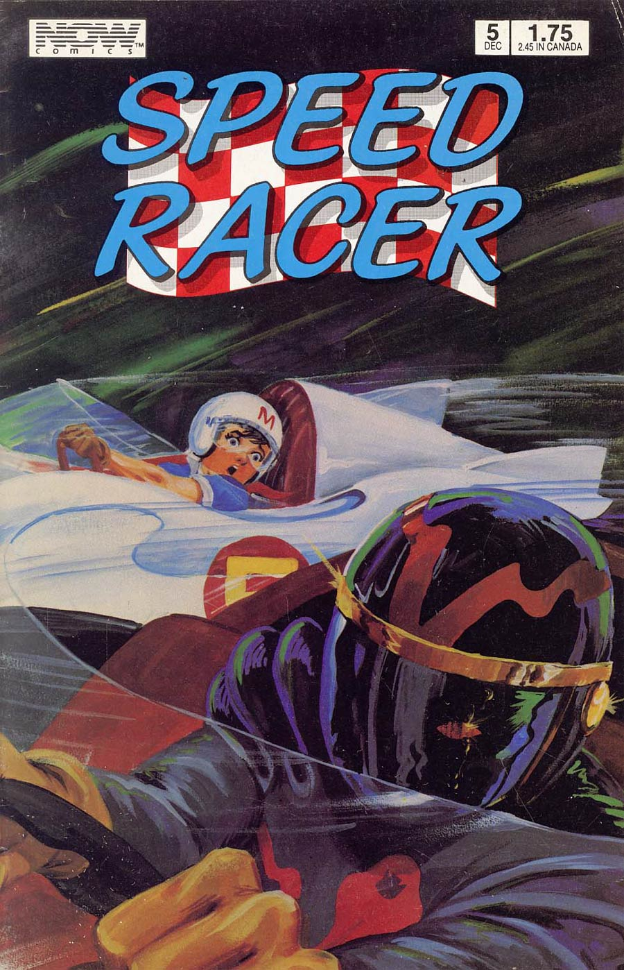 Speed Racer #5