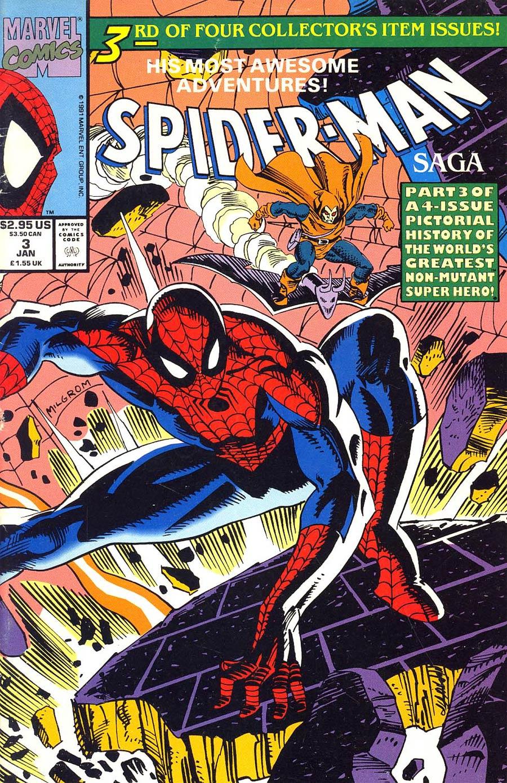 Spider-Man Saga #3