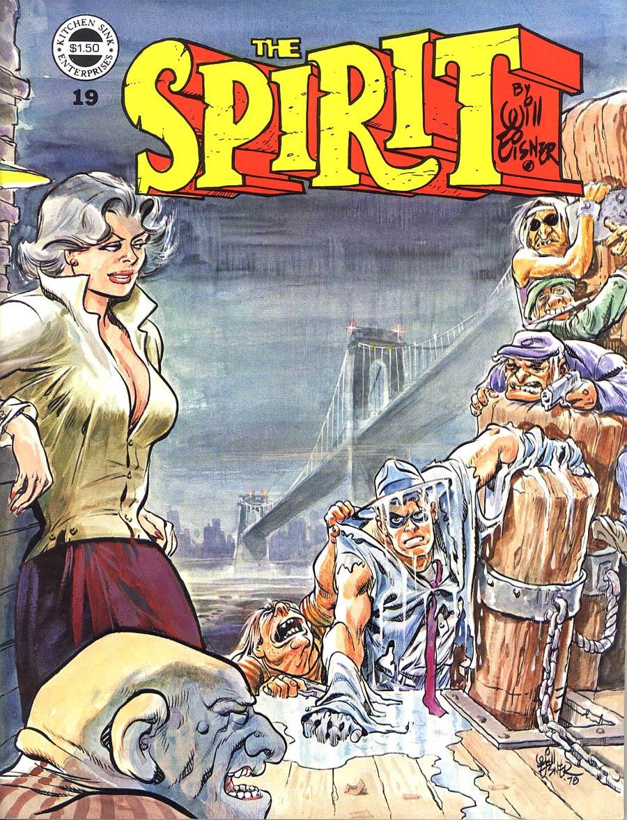 Spirit Magazine #19