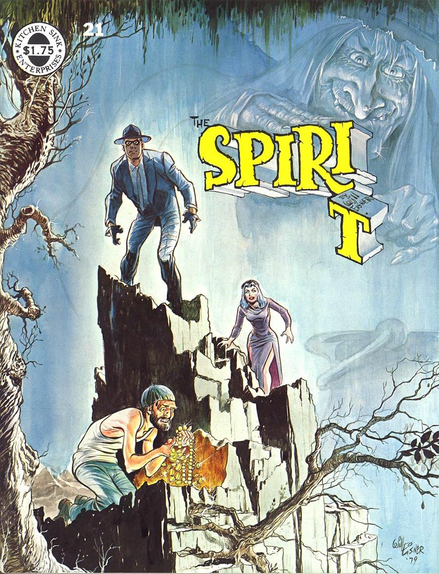 Spirit Magazine #21