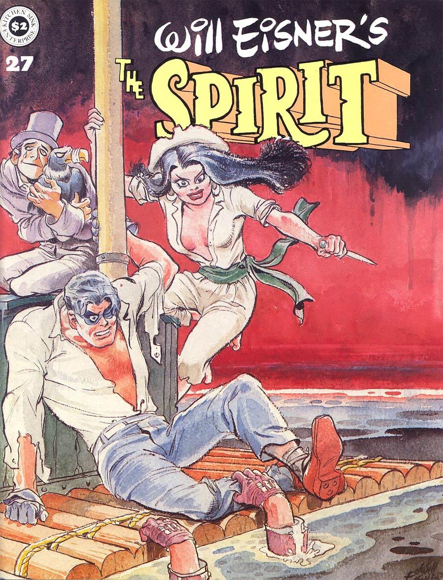Spirit Magazine #27