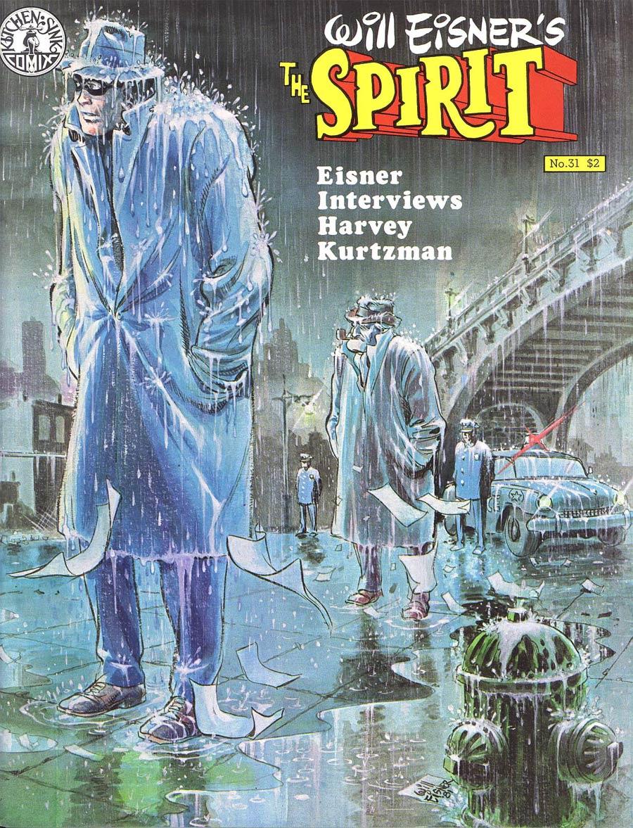 Spirit Magazine #31