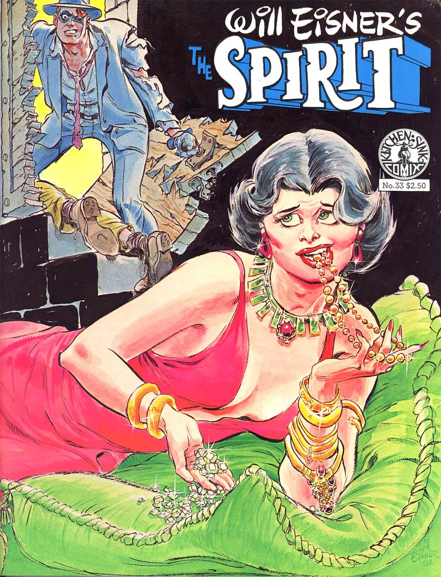 Spirit Magazine #33
