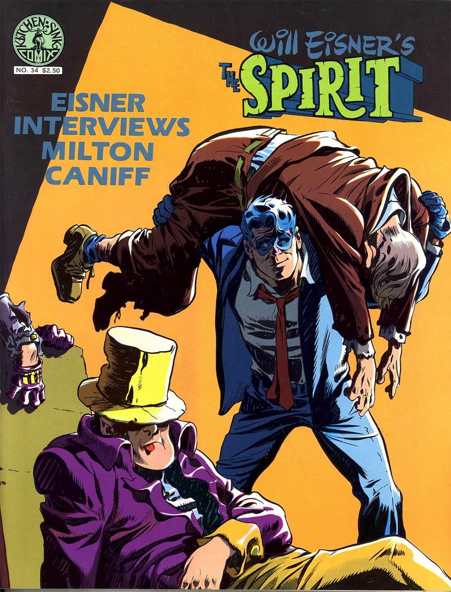 Spirit Magazine #34