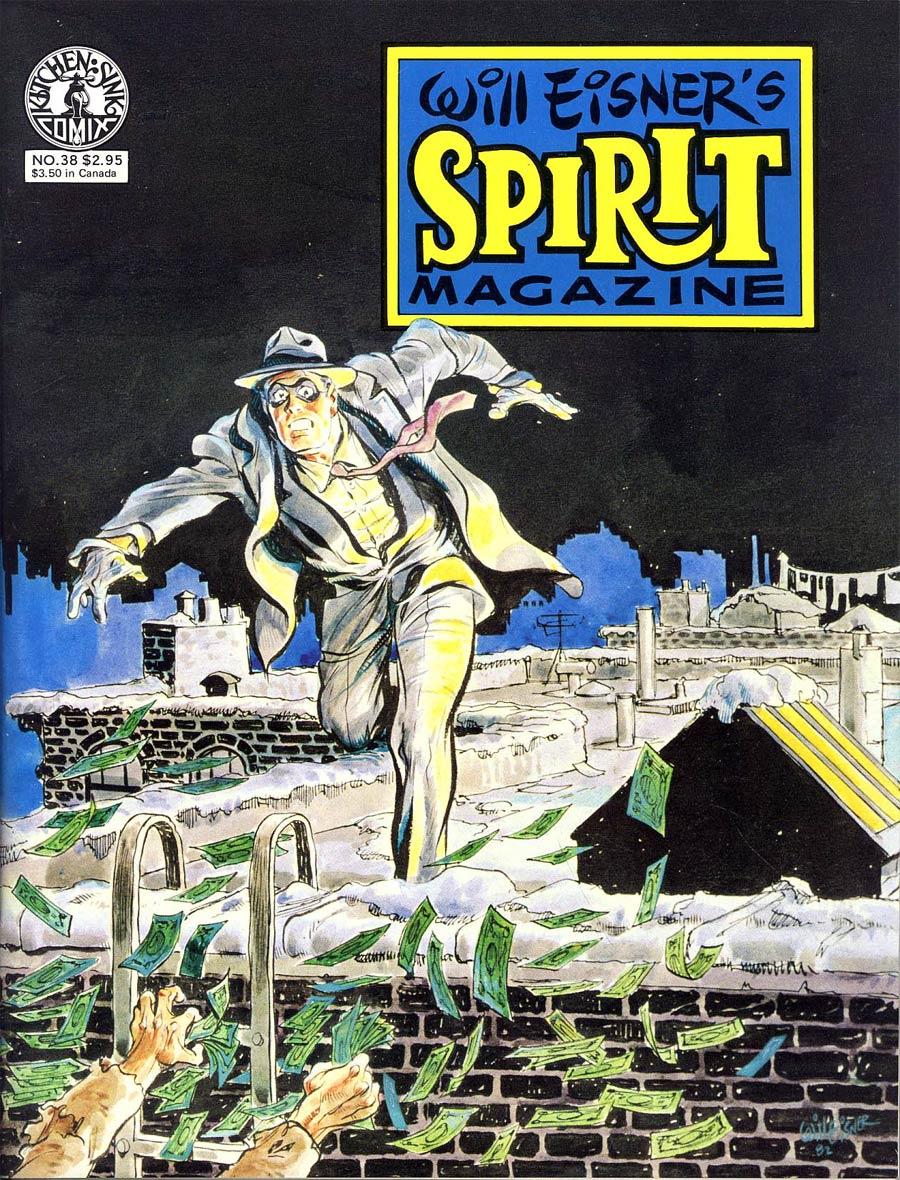 Spirit Magazine #38