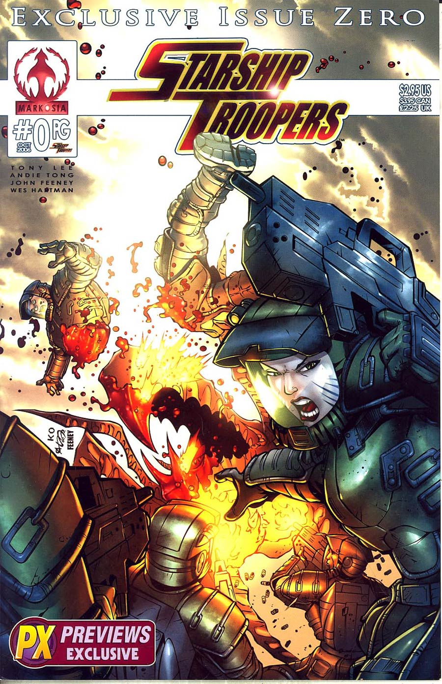 Starship Troopers #0
