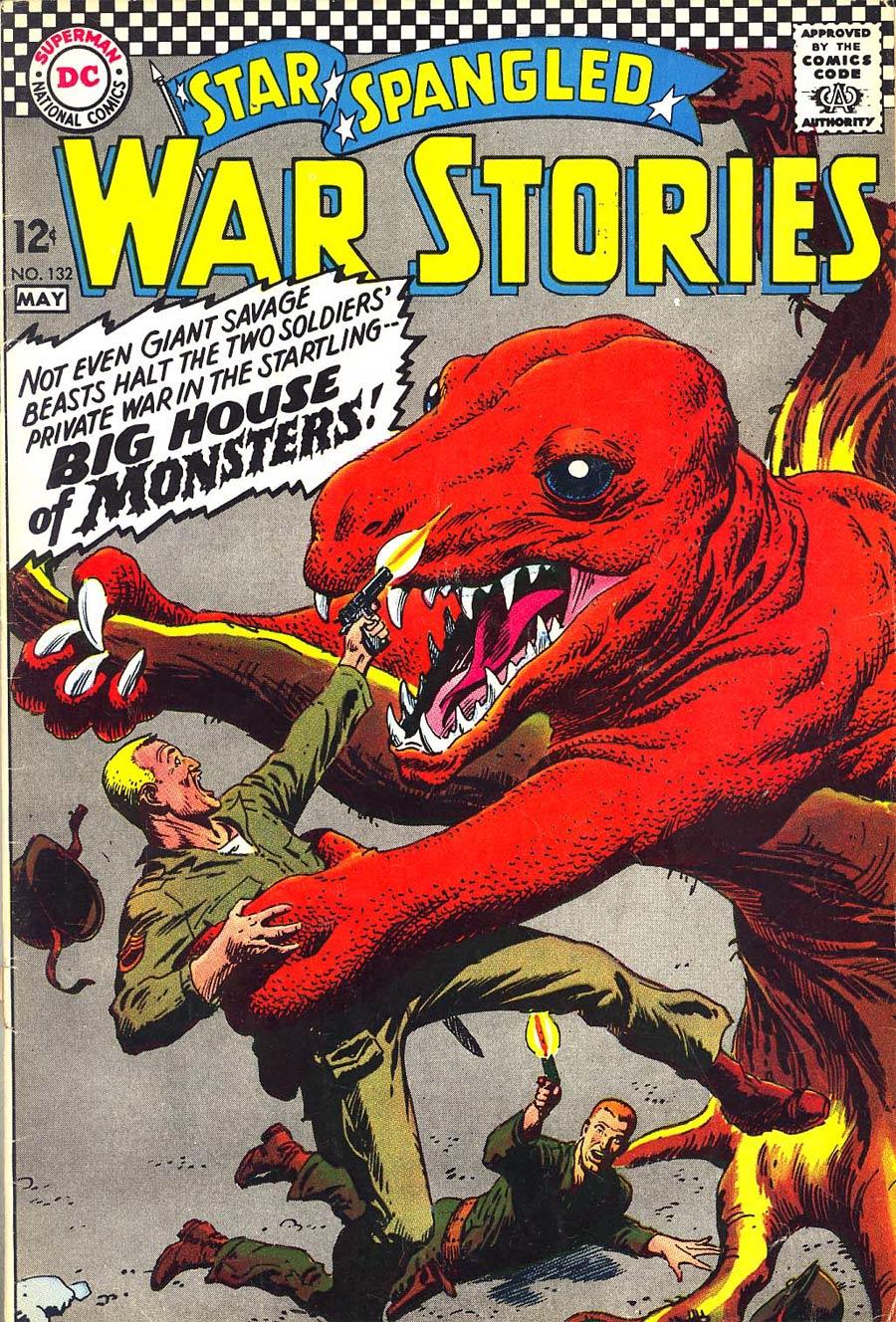Star Spangled War Stories #132