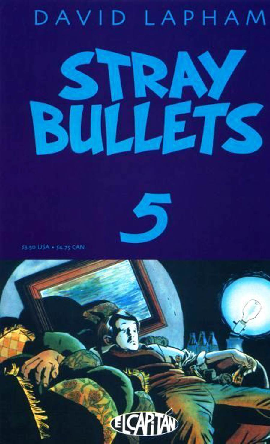 Stray Bullets #5 1st Printing