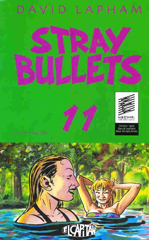 Stray Bullets #11