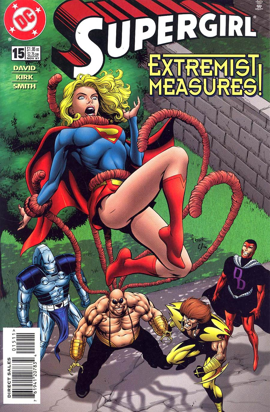 Supergirl Vol 4 #15
