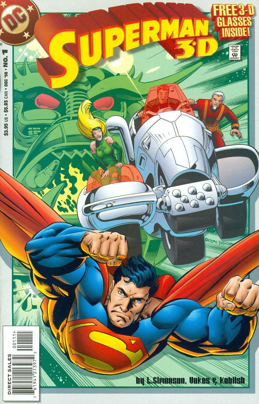 Superman 3-D