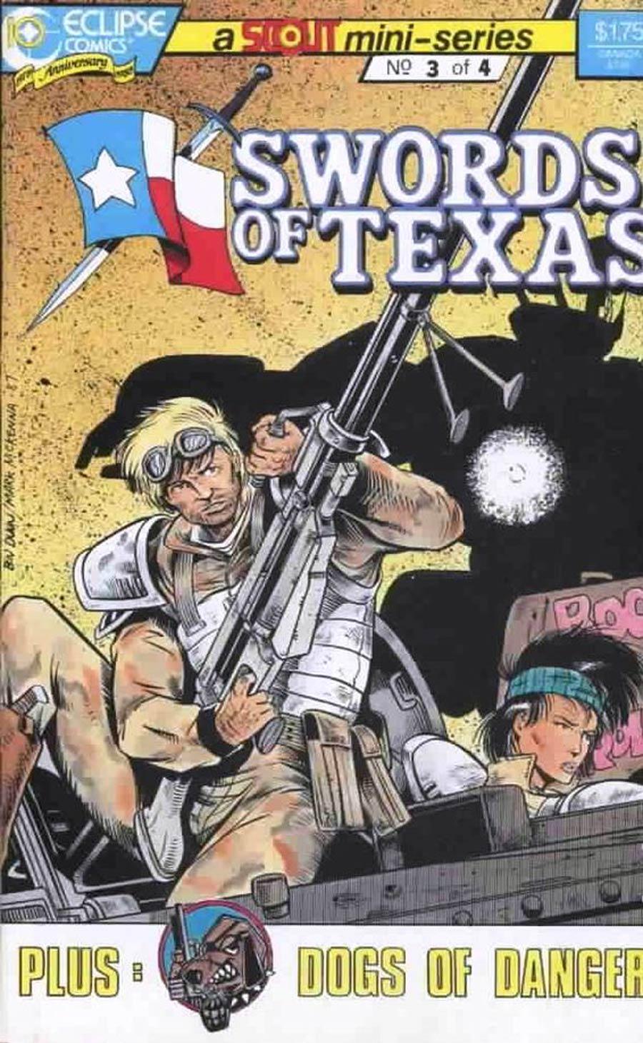 Swords Of Texas #3