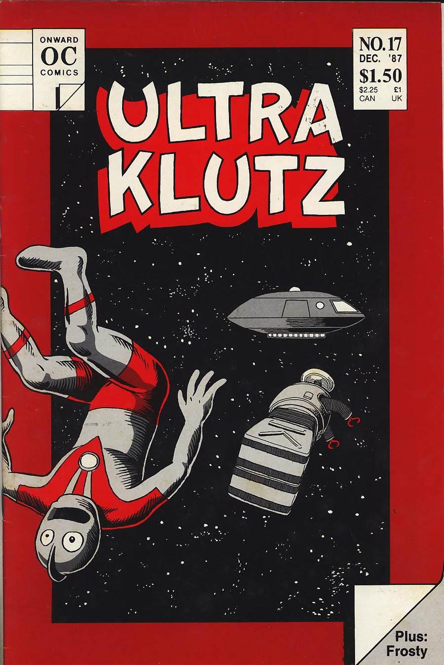 Ultra Klutz #17