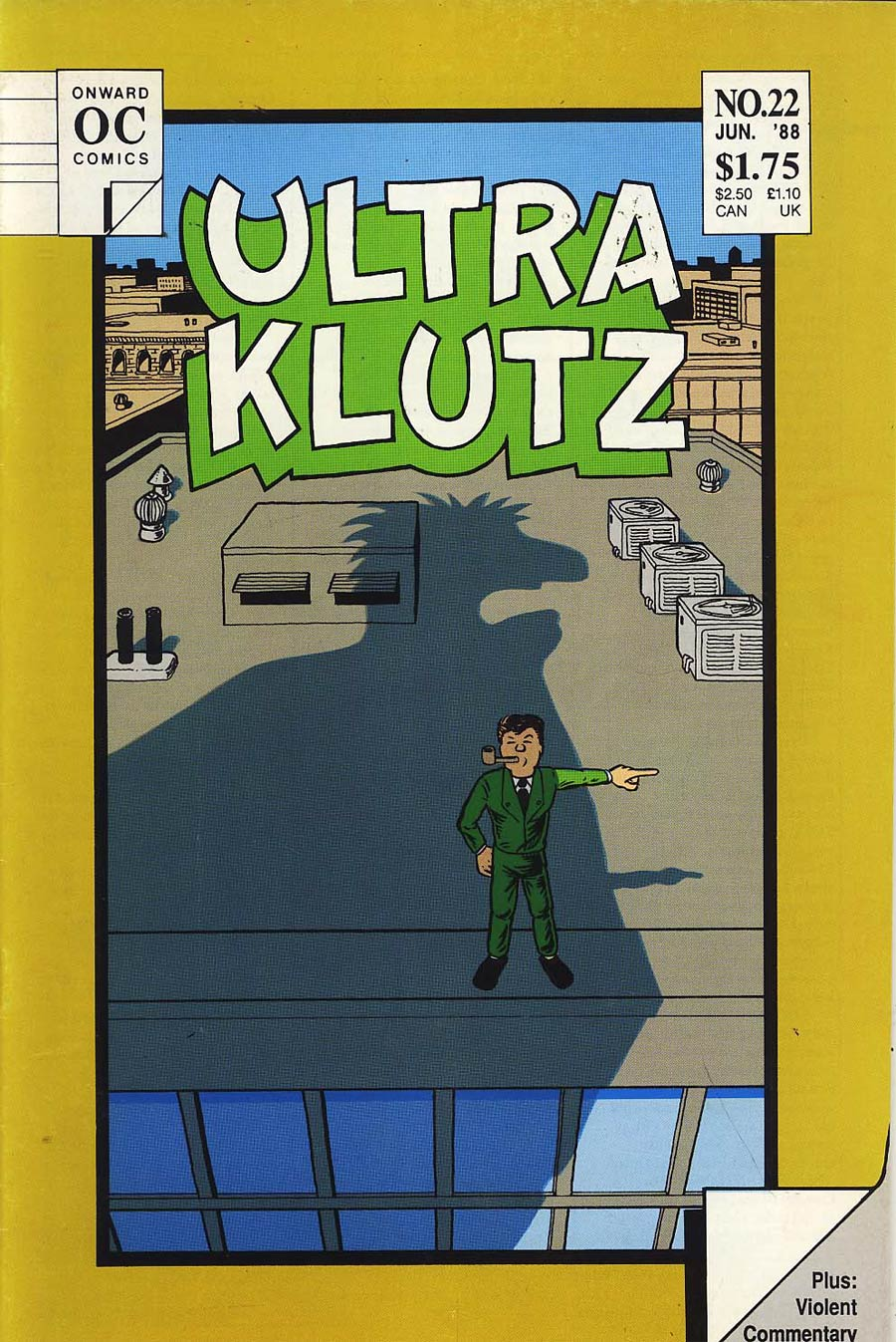 Ultra Klutz #22