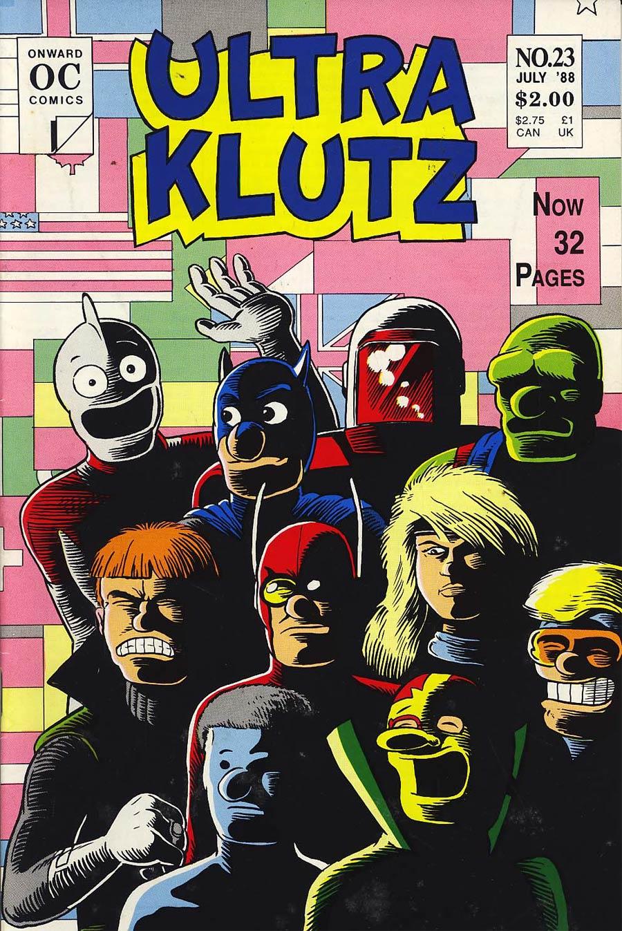 Ultra Klutz #23