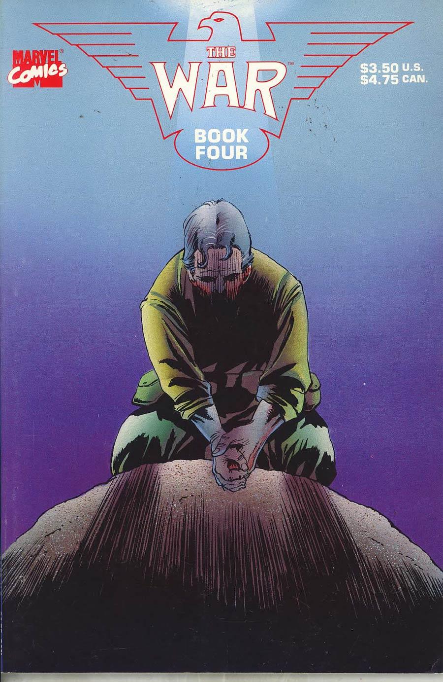 War (Marvel) #4