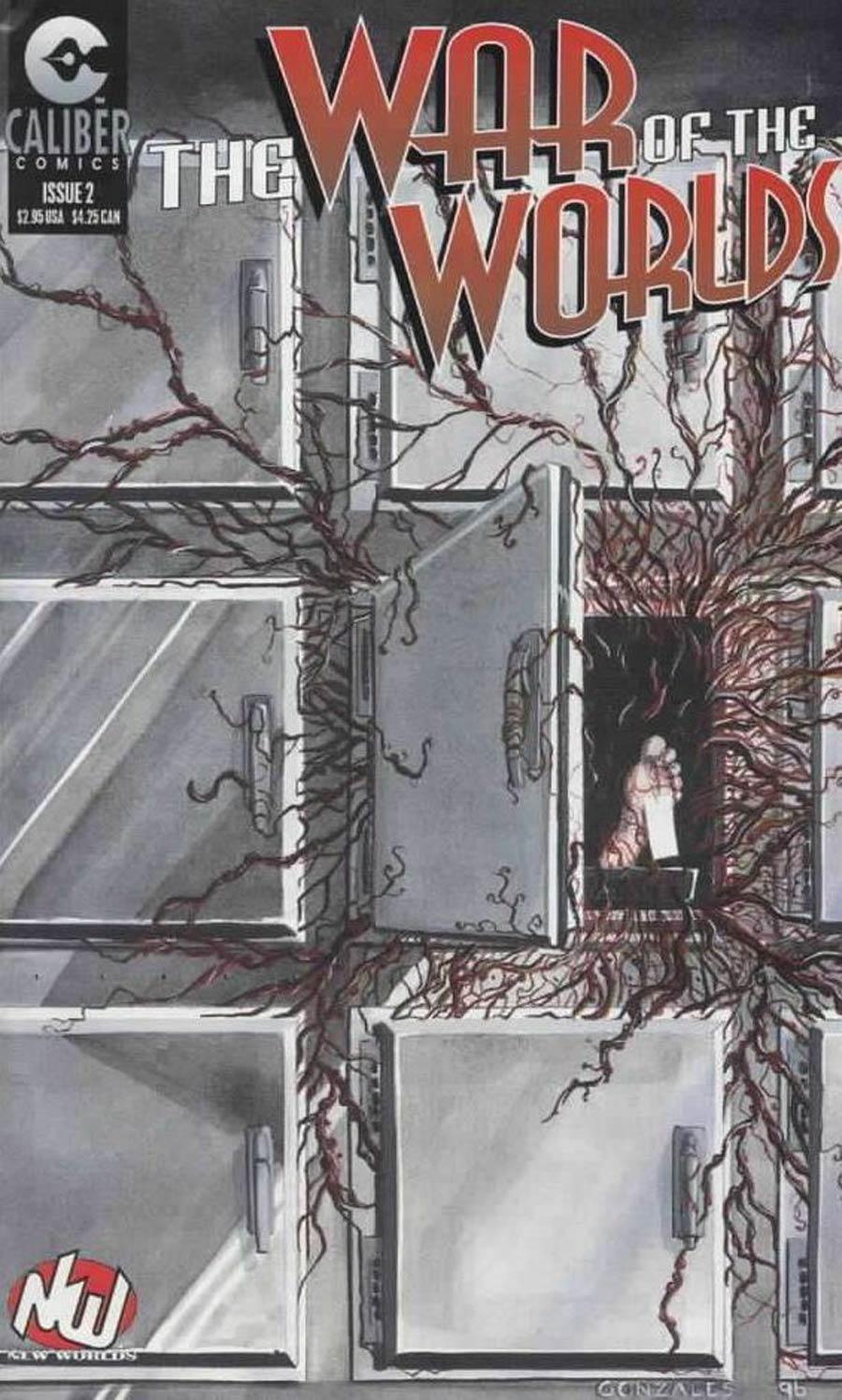 War Of The Worlds (Caliber) #2