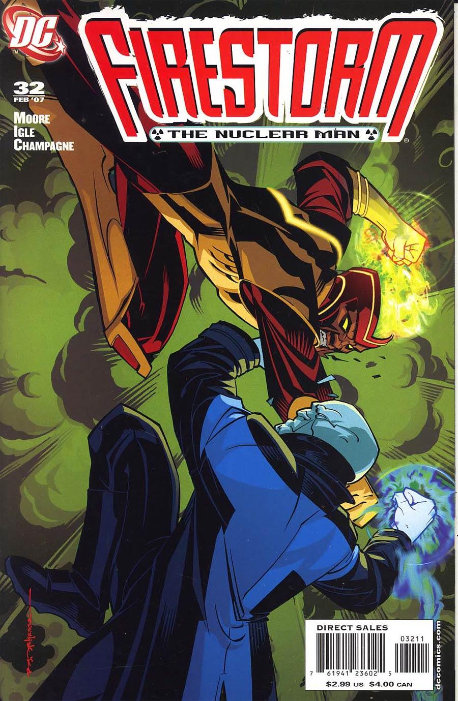 Firestorm Vol 2 #32