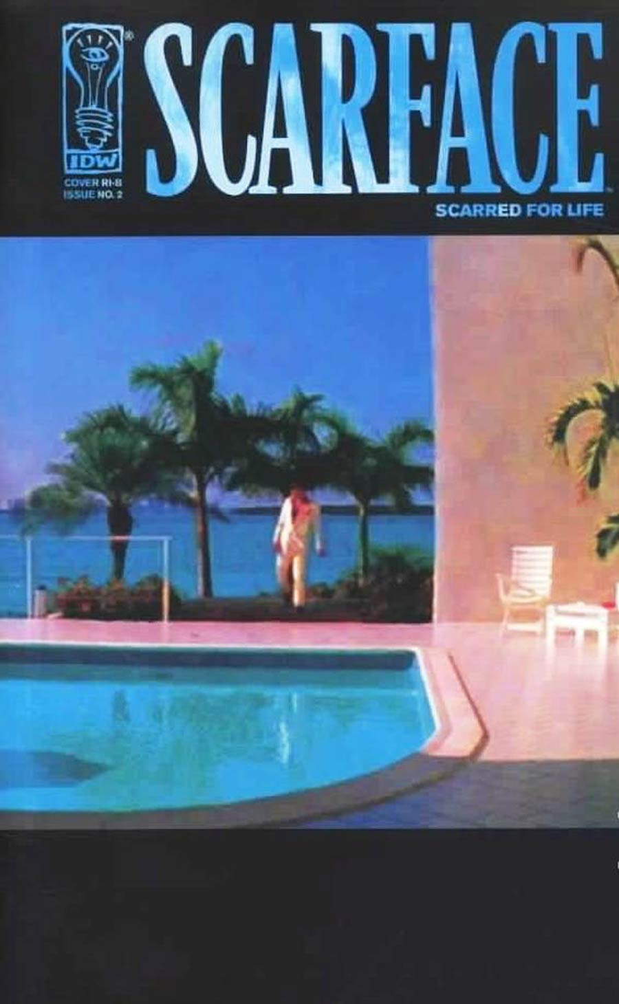 Scarface Scarred For Life #2 Cover D Incentive Photo Cover