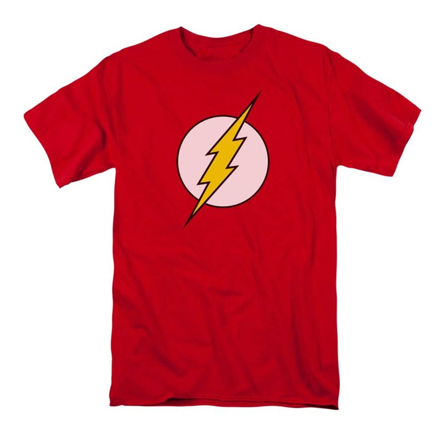 Flash Symbol T-Shirt Large