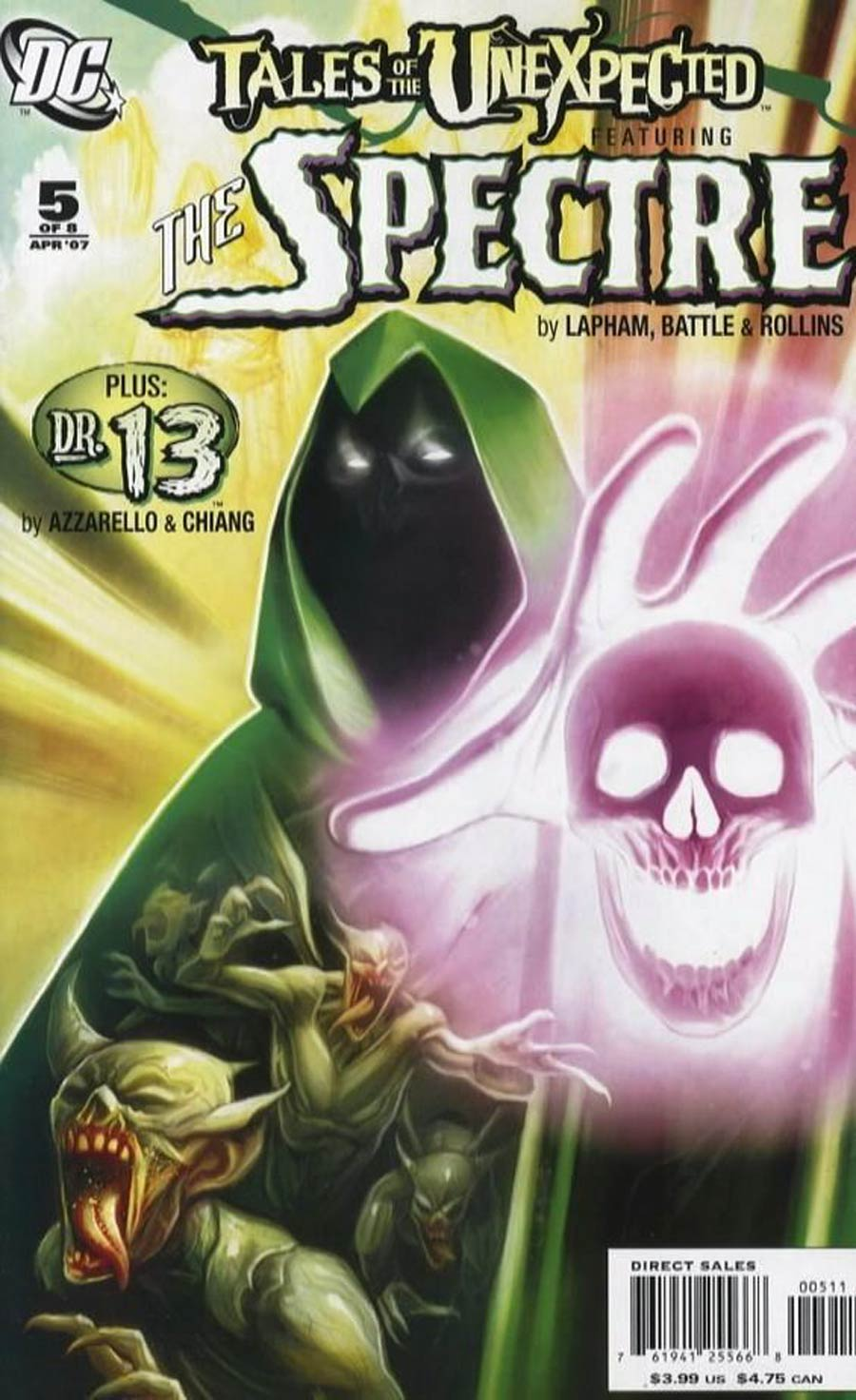 Tales Of The Unexpected Vol 2 #5