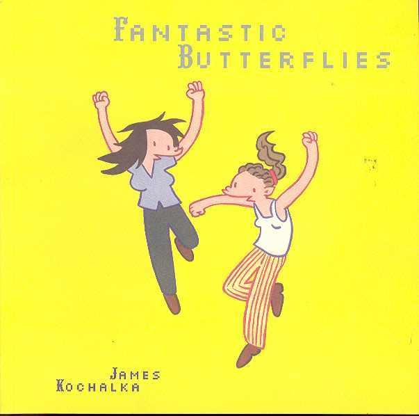 Fantastic Butterflies GN