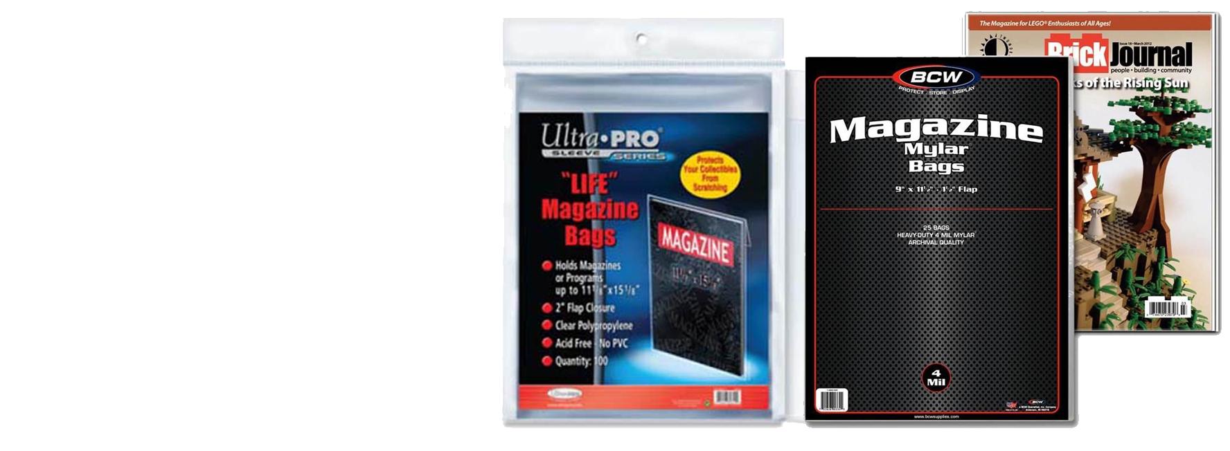Magazine Supplies