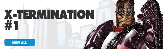 X-Men Extermination #1!